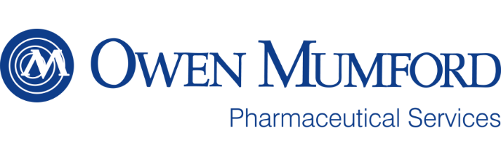 Owen Mumford Pharmaceutical Services logo