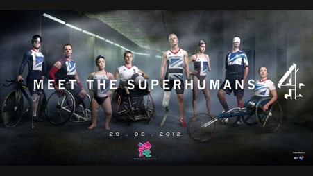 Channel 4 we are the superhumans