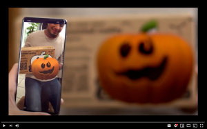 Amazon - Try a spooktaculAR experience this Halloween