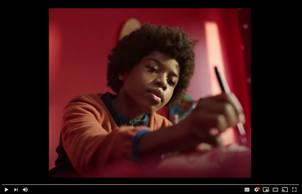 The magic of connection   Christmas ad 2020   Vodafone UK